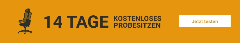 14 Tage Probesitzen bei Bürostuhl-Kassel
